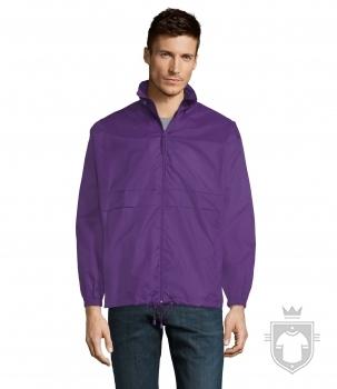 Chubasqueros Sols Surf color Dark Purple :: Ref: 712