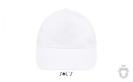 Gorras Sols Sunny color White :: Ref: 102