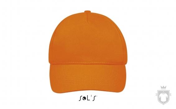 Gorras Sols Sunny color Orange :: Ref: 400
