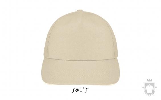 Gorras Sols Sunny color Beige - White :: Ref: 914