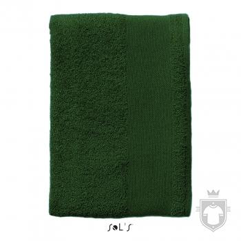 Toallas Sols Island 70 color Bottle Green :: Ref: 264