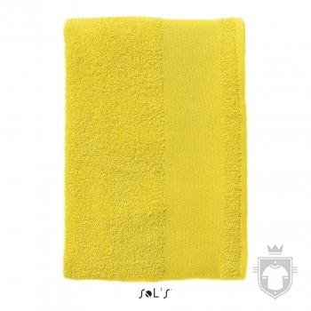 Toallas Sols Island 70 color Lemon :: Ref: 302