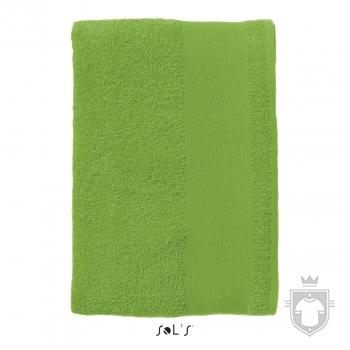 Toallas Sols Island 30 color Lime :: Ref: 281