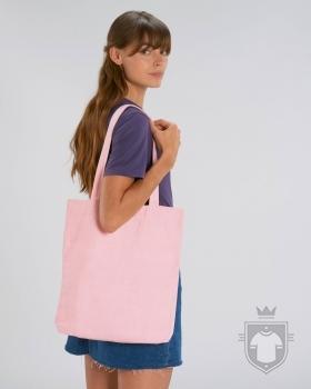 Bolsas Stanley/Stella Tote Bag Color color Cotton Pink :: Ref: C005