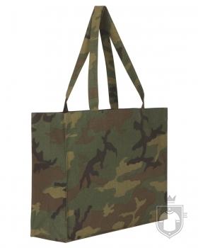 Bolsas Stanley/Stella Shopping Bag AOP color Camouflage :: Ref: C805