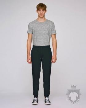 Pantalones Stanley/Stella Steps color Black :: Ref: C002