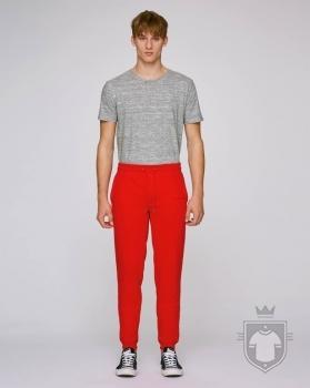 Pantalones Stanley/Stella Steps color Bright Red :: Ref: C011