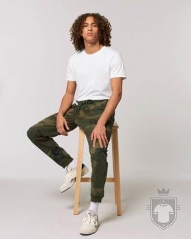 Pantalones Stanley/Stella Mover AOP  color Camouflage :: Ref: C805