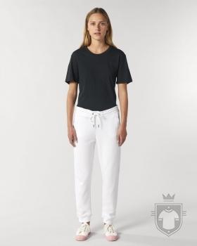 Pantalones Stanley/Stella Traces W color White :: Ref: C001