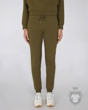 Pantalones Stanley/Stella Traces W color British Khaki :: Ref: C008
