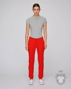 Pantalones Stanley/Stella Traces W color Bright Red :: Ref: C011