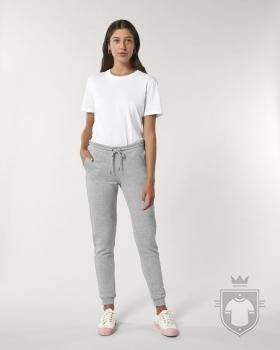 Pantalones Stanley/Stella Traces Heather W color Heather Grey :: Ref: C250