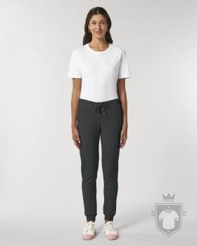 Pantalones Stanley/Stella Traces Heather W color Dark Heather Grey :: Ref: C651