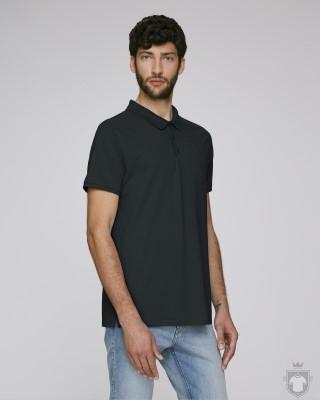 Polos Stanley/Stella Competes color Black :: Ref: C002