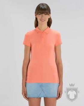 Polos Stanley/Stella Devoter color Sunset Orange :: Ref: C025