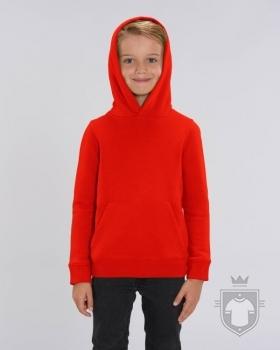 Sudaderas Stanley/Stella Mini Cruiser color Bright Red :: Ref: C011