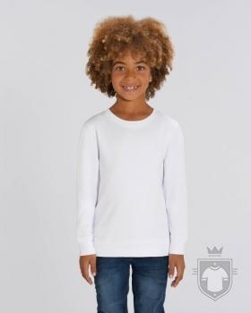 Sudaderas Stanley/Stella Mini Changer color White :: Ref: C001