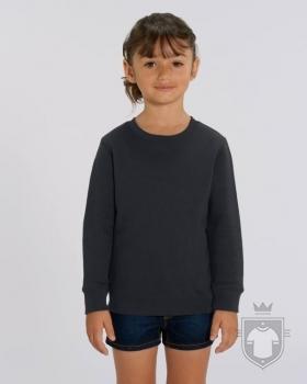 Sudaderas Stanley/Stella Mini Changer color Black :: Ref: C002