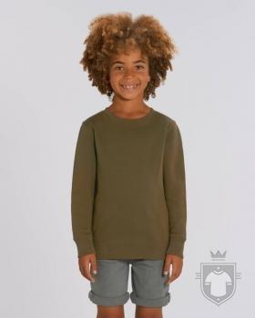 Sudaderas Stanley/Stella Mini Changer color British Khaki :: Ref: C008
