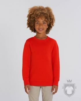 Sudaderas Stanley/Stella Mini Changer color Bright Red :: Ref: C011