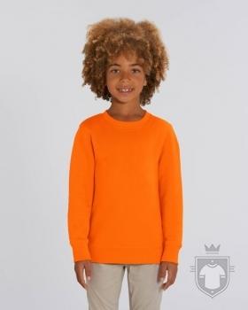 Sudaderas Stanley/Stella Mini Changer color Bright Orange :: Ref: C013