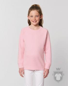 Sudaderas Stanley/Stella Mini Scouter color Cotton Pink :: Ref: C005