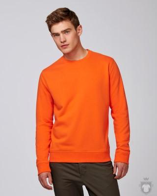 Sudaderas Stanley/Stella Rise color Bright Orange :: Ref: C013