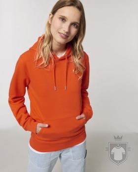 Sudaderas Stanley/Stella Cruiser color Tangerine :: Ref: C032