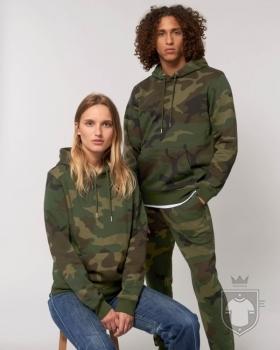 Sudaderas Stanley/Stella Cruiser AOP color Camouflage :: Ref: C805