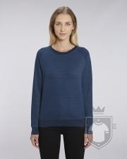 Sudaderas Stanley/Stella Tripster Denim color Mid Washed Indigo :: Ref: C551
