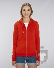 Sudaderas Stanley/Stella Editor color Bright Red :: Ref: C011