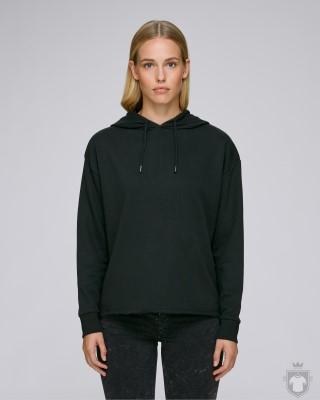Sudaderas Stanley/Stella Reduces W color Black :: Ref: C002