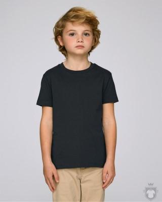 Camisetas Stanley/Stella Paints Kids color Black :: Ref: C002