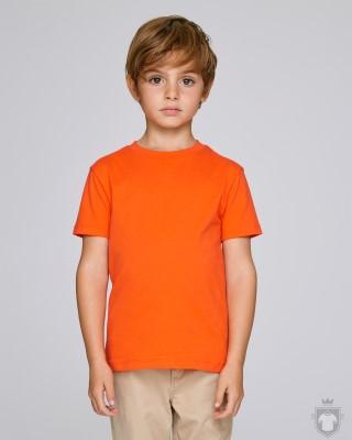 Camisetas Stanley/Stella Paints Kids color Bright Orange :: Ref: C013