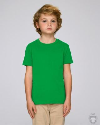 Camisetas Stanley/Stella Paints Kids color Fresh Green :: Ref: C014