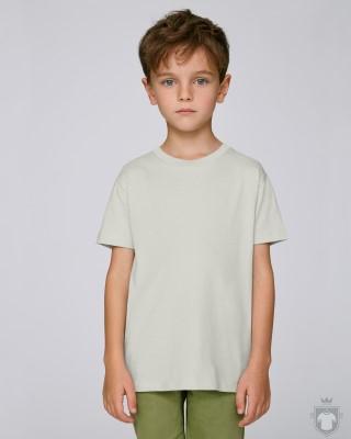 Camisetas Stanley/Stella Paints Kids color Light Opaline :: Ref: C017