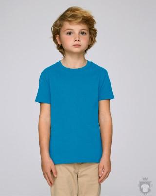 Camisetas Stanley/Stella Paints Kids color Azur :: Ref: C231