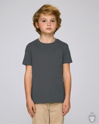 Camisetas Stanley/Stella Paints Kids color Anthracite :: Ref: C253