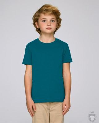 Camisetas Stanley/Stella Paints Kids color Ocean Depth :: Ref: C710