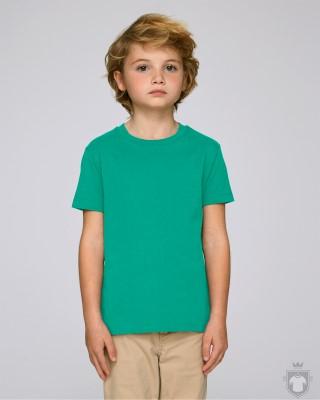 Camisetas Stanley/Stella Paints Kids color Vivid Green :: Ref: C716