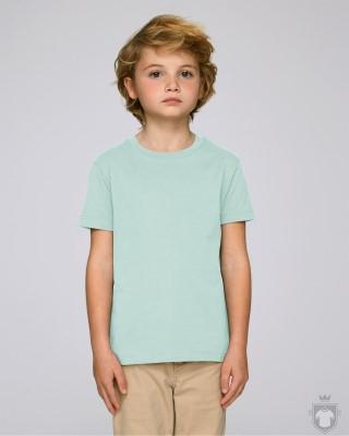 Camisetas Stanley/Stella Paints Kids color Caribbean Blue :: Ref: C724