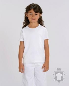 Camisetas Stanley/Stella Mini Creator color White :: Ref: C001