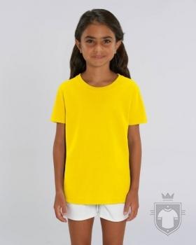 Camisetas Stanley/Stella Mini Creator color Golden Yellow :: Ref: C012