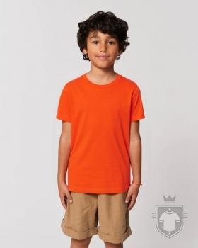 Camisetas Stanley/Stella Mini Creator color Tangerine :: Ref: C032