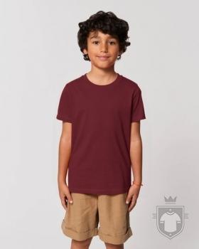Camisetas Stanley/Stella Mini Creator color Burgundy :: Ref: C244
