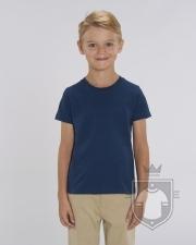 Camisetas Stanley/Stella Mini Creator Special Heather color Black Heather Blue :: Ref: C588