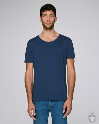 Camisetas Stanley/Stella Enjoys Denim color Mid Washed Indigo :: Ref: C551