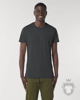 Camisetas Stanley/Stella Feels Heather color Dark Heather Grey :: Ref: C651