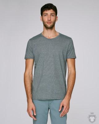 Camisetas Stanley/Stella Roots color Navy/Vintage White :: Ref: C997