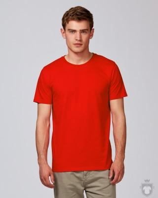 Camisetas Stanley/Stella Leads color Bright Red :: Ref: C011